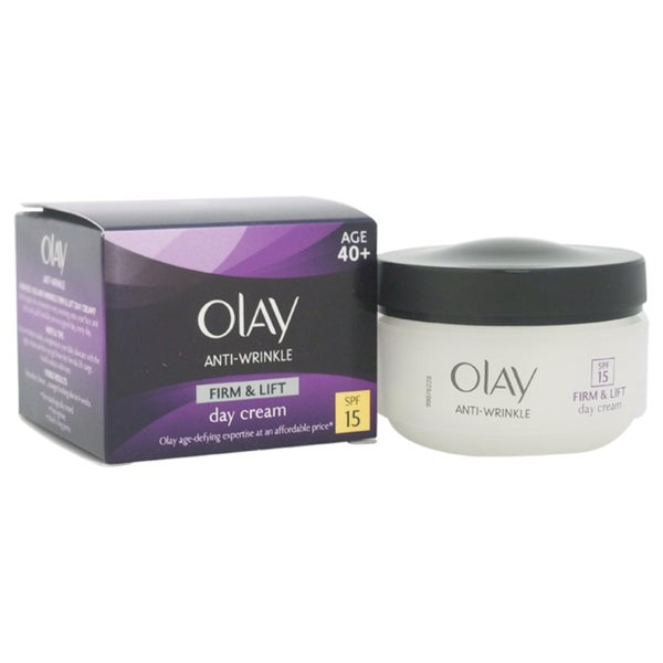 Olay Anti-wrinkle Firm and Lift SPF 15 1.7-ounce Day Cream