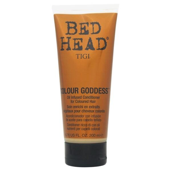 TIGI Bed Head Colour Goddess Oil Infused 6.76-ounce Conditioner