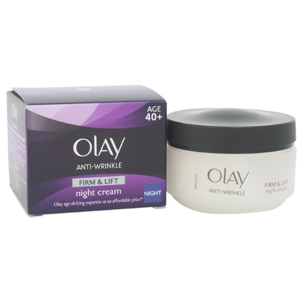 Olay Anti-Wrinkle Firm & Lift 1.7-ounce Night Cream
