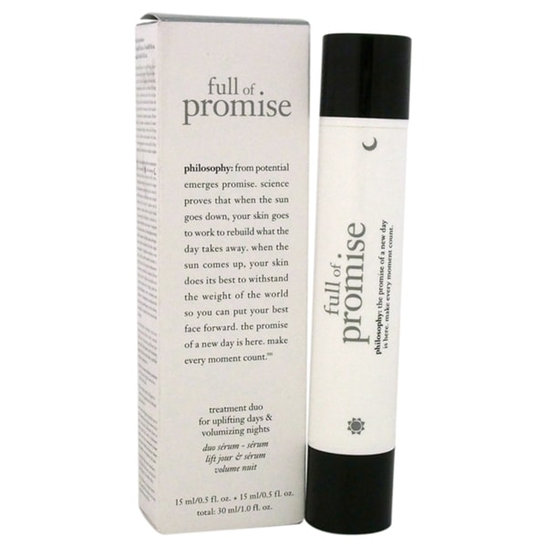 Philosophy Full of Promise Treatment Duo 1-ounce Serum