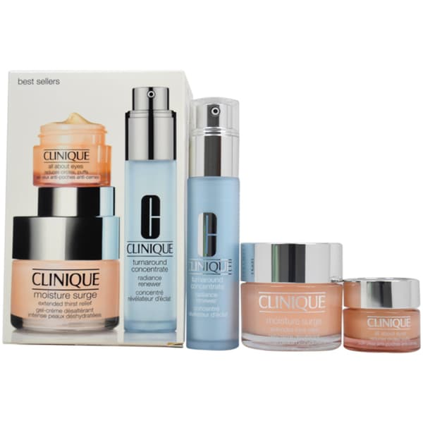 Clinique Best Sellers 3-piece Treatment Set