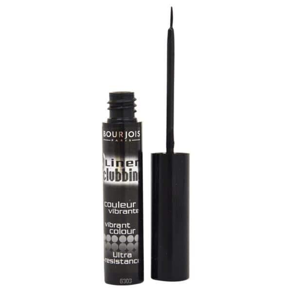 Bourjois Liner Clubbing 81 Absolute Black Liquid Eyeliner