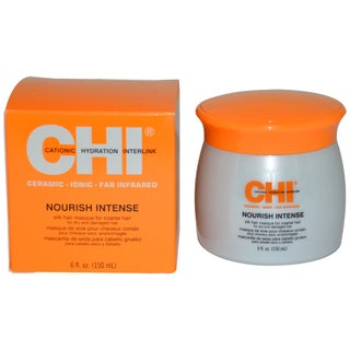 CHI Nourish Intense Silk Masque for Coarse Hair 6-ounce Masque