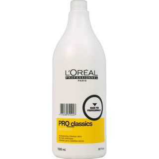 L'Oreal Paris Pro Classics Nutrition for Dry Hair 50.7-ounce Shampoo