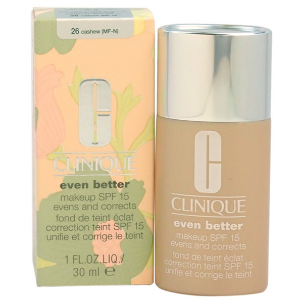 Clinique Even Better Makeup 26 Cashew Foundation