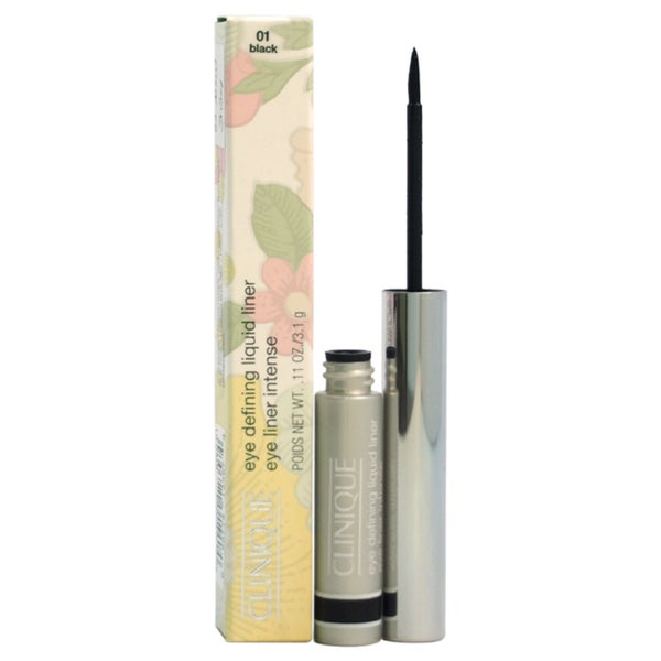 Clinique Eye Defining Liquid Liner 01 Black