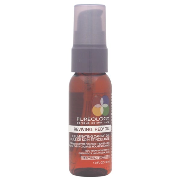 Pureology Reviving Red Oil Illuminating Caring 1-ounce Oil