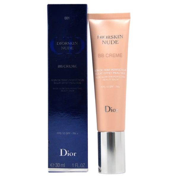 Christian Dior Diorskin SPF 10 BB Creme Nude Glow Skin Perfecting Beauty 001 Balm 13913721