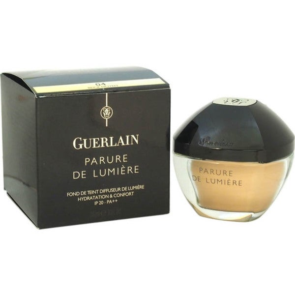 Guerlain Parure De Lumiere Moisture & Comfort SPF 20 04 Beige Moyen Foundation