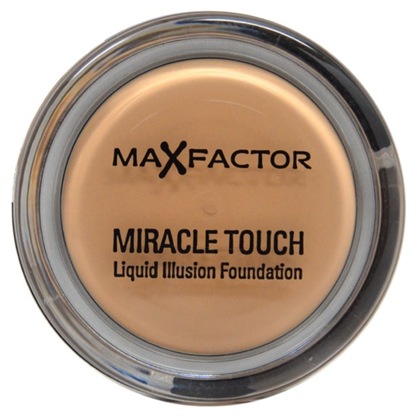 Max Factor Miracle Touch Liquid Illusion 75 Golden Foundation