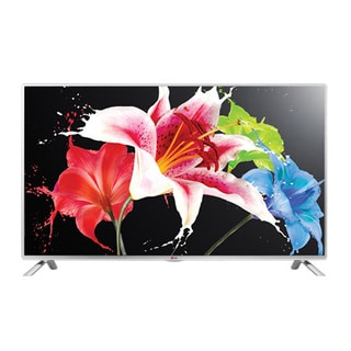 LG 47-inch Class 1080p 120Hz Smart LED HDTV with Internet and WIFI - 47LB6100 (Refurbished)