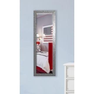 American Made Rayne Safari Silver 19 x 58-inch Slender Body Mirror