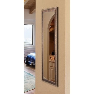 American Made Rayne Roman Copper Bronze 21 x 60-inch Slender Body Mirror