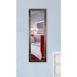 American Made Rayne Tuscan Ebony 20 x 59 Slender Body Mirror