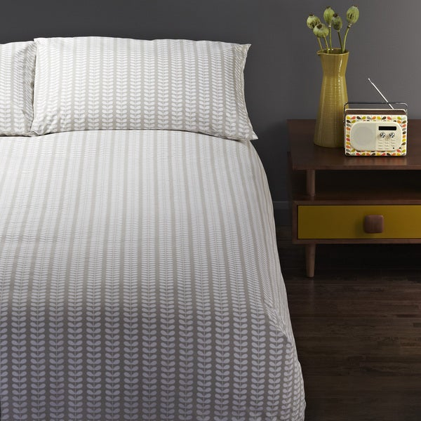 Orla Kiely Tiny Stem 3-piece Duvet Cover Set