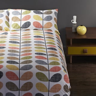Orla Kiely Stem 3-piece Duvet Cover Set with Additional Shams Available