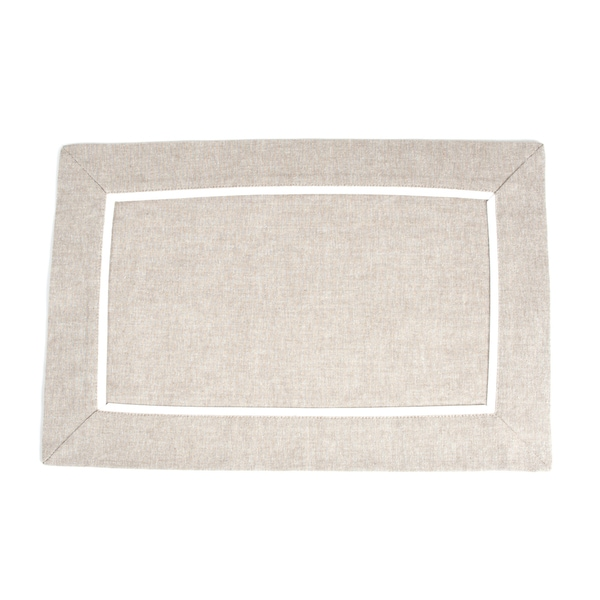 Pleated Design Placemats (Set of 4) or 1 Runner 13914153