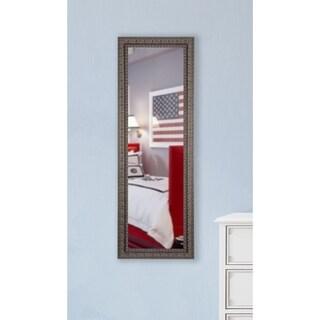 American Made Rayne Dark Embellished 21 x 60 Slender Body Mirror