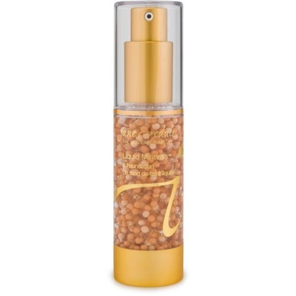 Jane Iredale Liquid Minerals Natural