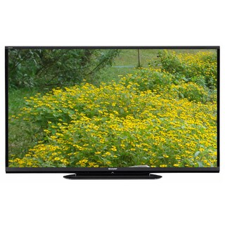 70-inch SHARP 1080P 3D 240HZ Smart LED HDTV W/ Internet and WIFI - MODEL LC70LE657U (Refurbished)