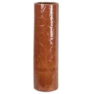 Giraffe Pattern Medium Ceramic Vase