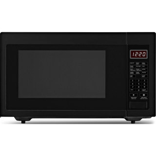 Whirlpool UMC5165AB 1.7-cubic-foot Countertop Black Microwave Oven
