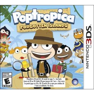 Nintendo 3DS - Poptropica Forgotten Islands