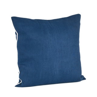 Classic Design 20-inch Down Filled Throw Pillow