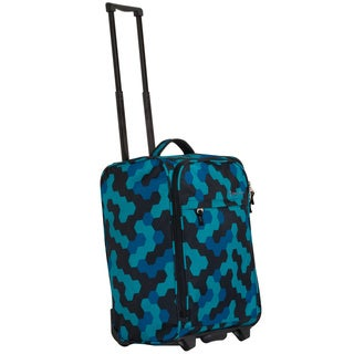 Calpak 'Zorro' Teal Hex 20-inch Rolling Carry-on Bag