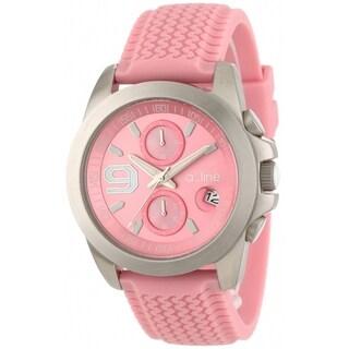 A Line Women's Aroha AL-80011-015-PN Pink Watch