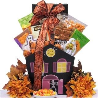 Hauntingly Delicious Gourmet Halloween Gift Basket