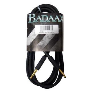 BadAax BA-10B-IMP 6-foot Instrument Cable