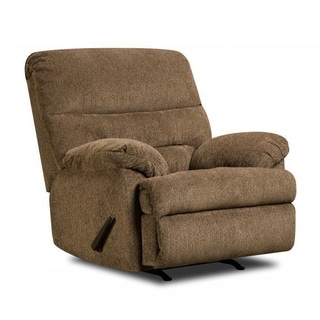 Made to Order Simmons Upholstery Dory Cafe Rocker Recliner