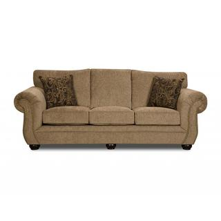 Made to Order Simmons Upholstery Melody Bronze Sofa