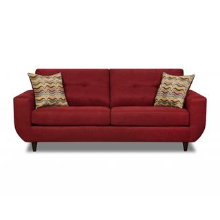 Made to Order Killington Red Sofa