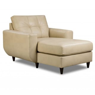 Made to Order Simmons Upholstery Jamestown Champagne Chaise