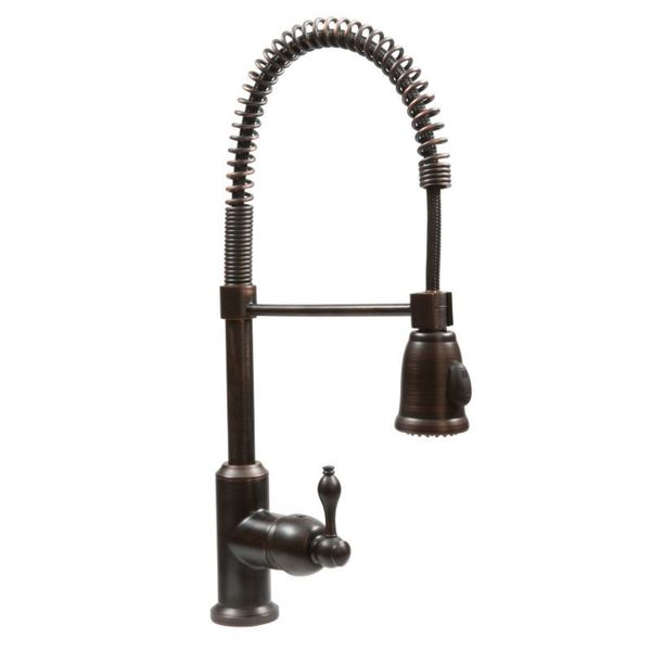 ... Pull-down Kitchen Faucet - Overstock Shopping - Great Deals on Kitchen