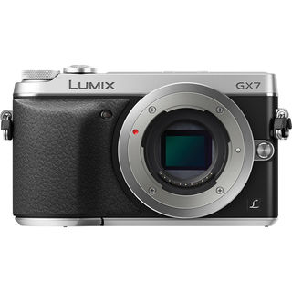 Panasonic Lumix DMC-GX7 Mirrorless Micro Four Thirds Digital Camera