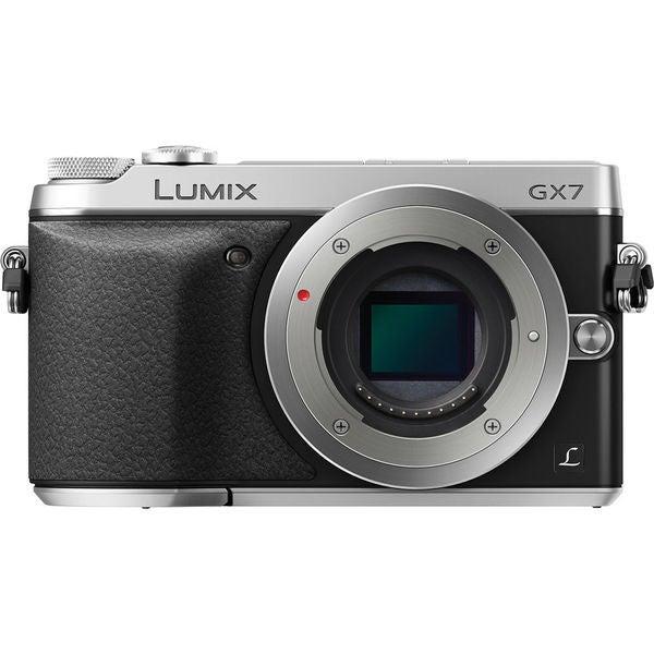 Panasonic Lumix DMC-GX7 Mirrorless Micro Four Thirds Digital Camera