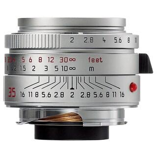 Leica Wide Angle 35mm f/2.0 Summicron M Aspherical Manual Focus Len