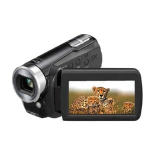 Panasonic SDR-S15 SD Card Flash Memory Camcorder