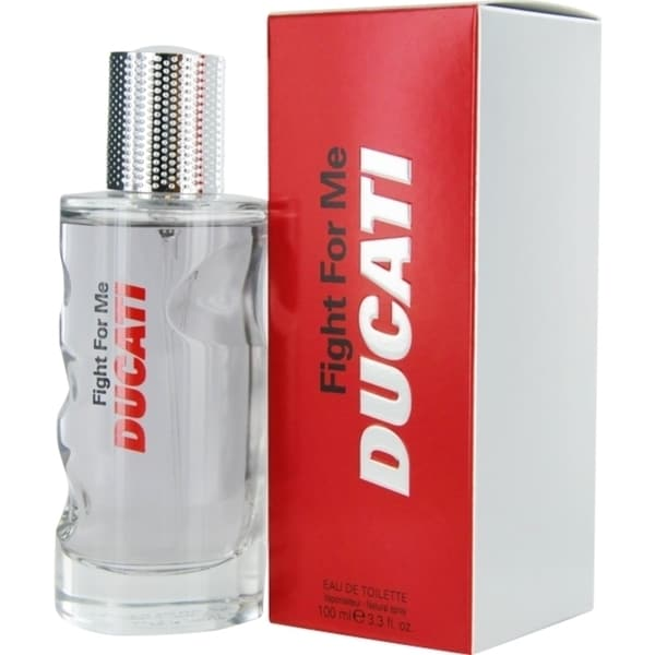 Ducati Fight For Me Men's 3.3-ounce Eau de Toilette Spray