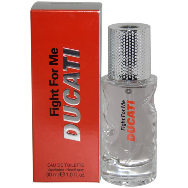 Ducati Fight For Me Men's 1-ounce Eau de Toilette Spray