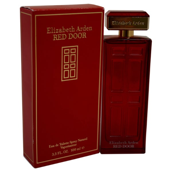 Elizabeth Arden Red Door Aura Women's 3.3-ounce Eau de Toilette Spray (Tester)