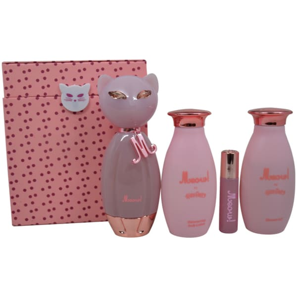 Katy Perry Meow! Women's 4 -piece Fragrance Set