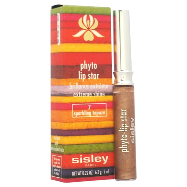 Sisley Phyto Lip Star Extreme Shine 7 Sparkling Topaze Lip Gloss