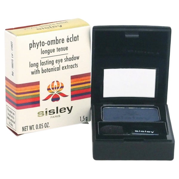 Sisley Phyto Ombre Eclat 15 Midnight Blue Long Lasting Eye Shadow