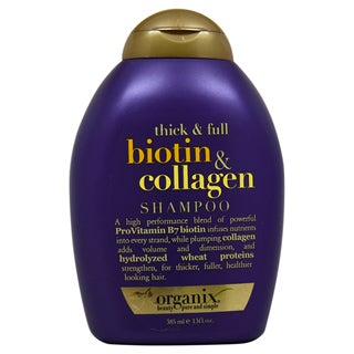 Organix Thick and Full Biotin and Collagen 13-ounce Shampoo
