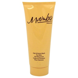 Liz Claiborne Mambo Men's 3.4-ounce Hair & Body Wash