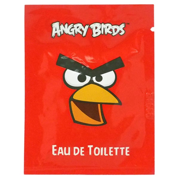 Angry Birds Red Perfumed Wipes